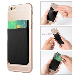 Case range carries expandable black card for Samsung iPhone smartphone