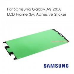 For Samsung Galaxy A9 (2016) Adhesive attached before LCD