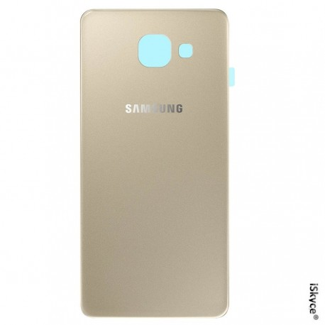 Vitre Cache Batterie Or pour Samsung Galaxy A3 SM - A310F version 2016