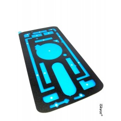 For Motorola Moto X Force XT 1580 AR sticker for battery cache