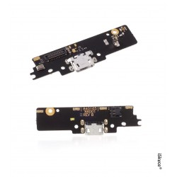 Dock port connector to load flex cable for Motorola Moto G4 Play Oem charger Port of load U