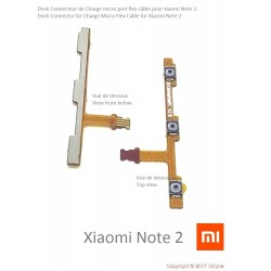 Load connector button table for xiaomi Note 2
