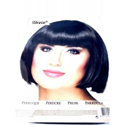 Wig Boland brunette - larger than life! It will be a nice effect on you! Divert article