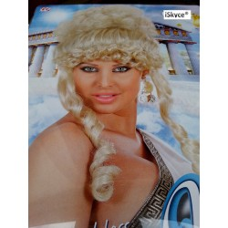 Wig Blonde - truer than nature Godess Olympia! It will be a nice effect on you! Articl