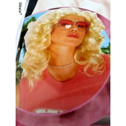 Wig Beverly Hills Blonde - real thing! It will be a nice effect on you! Article