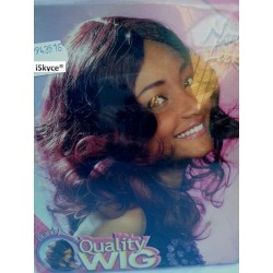 Brandy wig - larger than life! It will be a nice effect on you! Article of entertains
