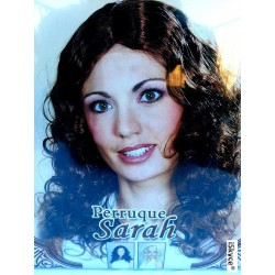 Sarah Brown Brown wig - larger than life! It will be a nice effect on you! Article of