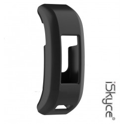 For Garmin Vivosmart Hr Black waterproof soft silicone protective case iSkyce 245