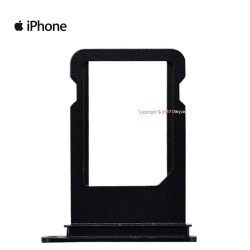 Drawer Nano Sim Card for Apple iPhone 7 black