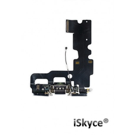 Nappe Connecteur de Charge pour Apple iPhone 7 7G Noir