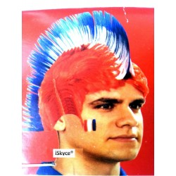 Wig stand France blue white red Rooster - larger than life! It will be a nice EF