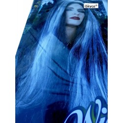 Witch - true-to-nature Mortisia wig! It will be a nice effect on you! Article of
