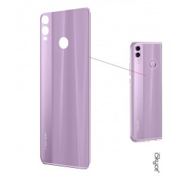 Violet Battery Cover Glass Cover for Huawei Honor 8X Smartphone