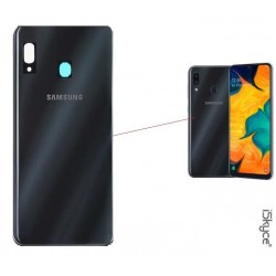 Blue Battery Cover for Samsung Galaxy A30 SM-A305